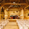 Melanie & Nick's Wedding Photography at Preston Priory Barn, Suffolk