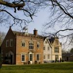 Main house - Yaxley Hall