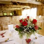 Table layout - Batemans Barn